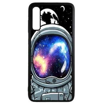 کاور طرح فضانورد کد 43175 مناسب برای گوشی موبایل سامسونگ galaxy a70