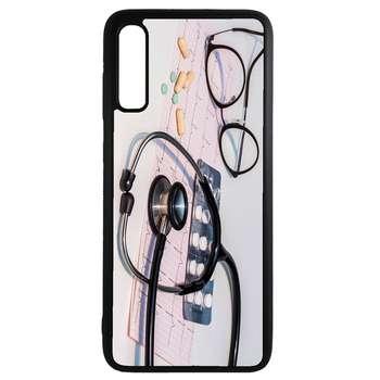 کاور طرح پزشکی کد 43177 مناسب برای گوشی موبایل سامسونگ galaxy a70