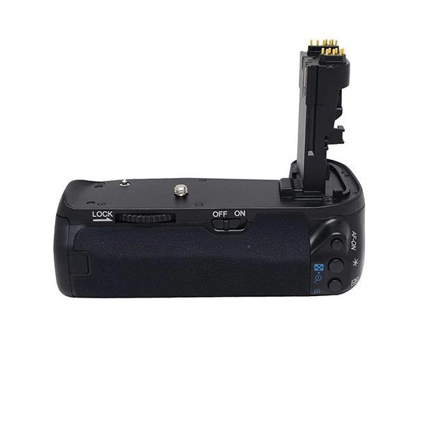 گریپ باتری دوربین مایک مدل 80D مناسب برای دوربین کانن 80D