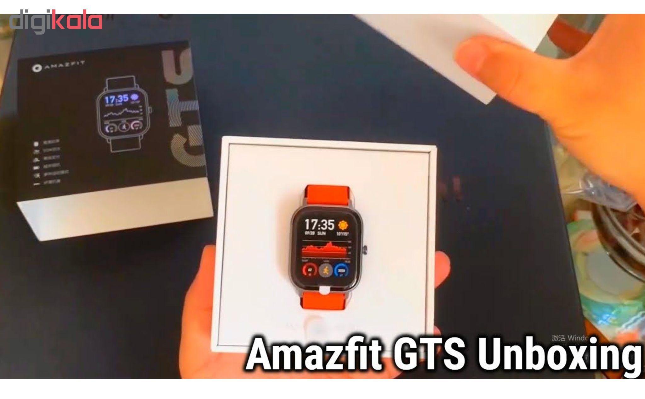 ساعت هوشمند امیزفیت مدل GTS main 1 13