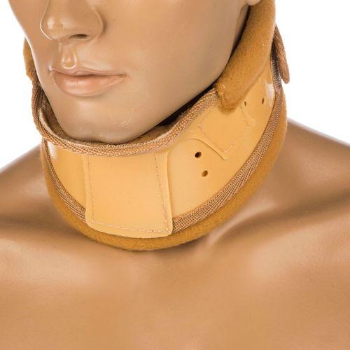گردن بند طبی پاک سمن مدل Hard With Chain Pad سایز کوچک