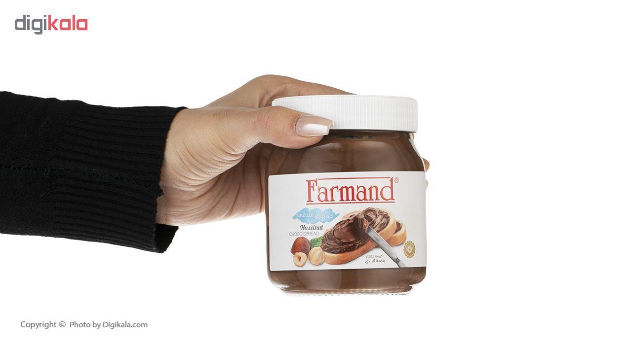 کرم کاکائو فندقی فرمند مقدار 350 گرم main 1 4