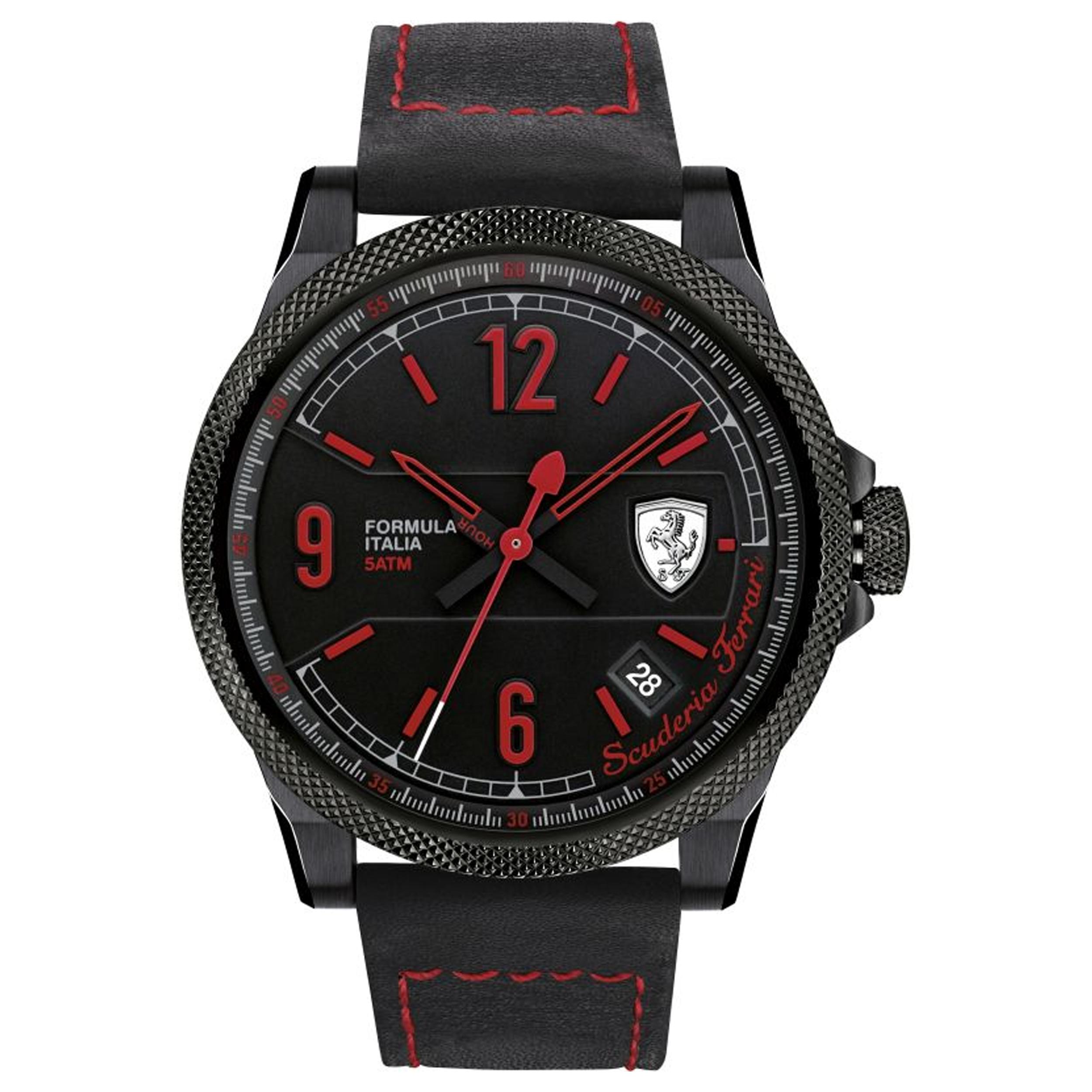 قیمت و خرید                      ساعت مچی عقربه ای مردانه فراری مدل 0830271