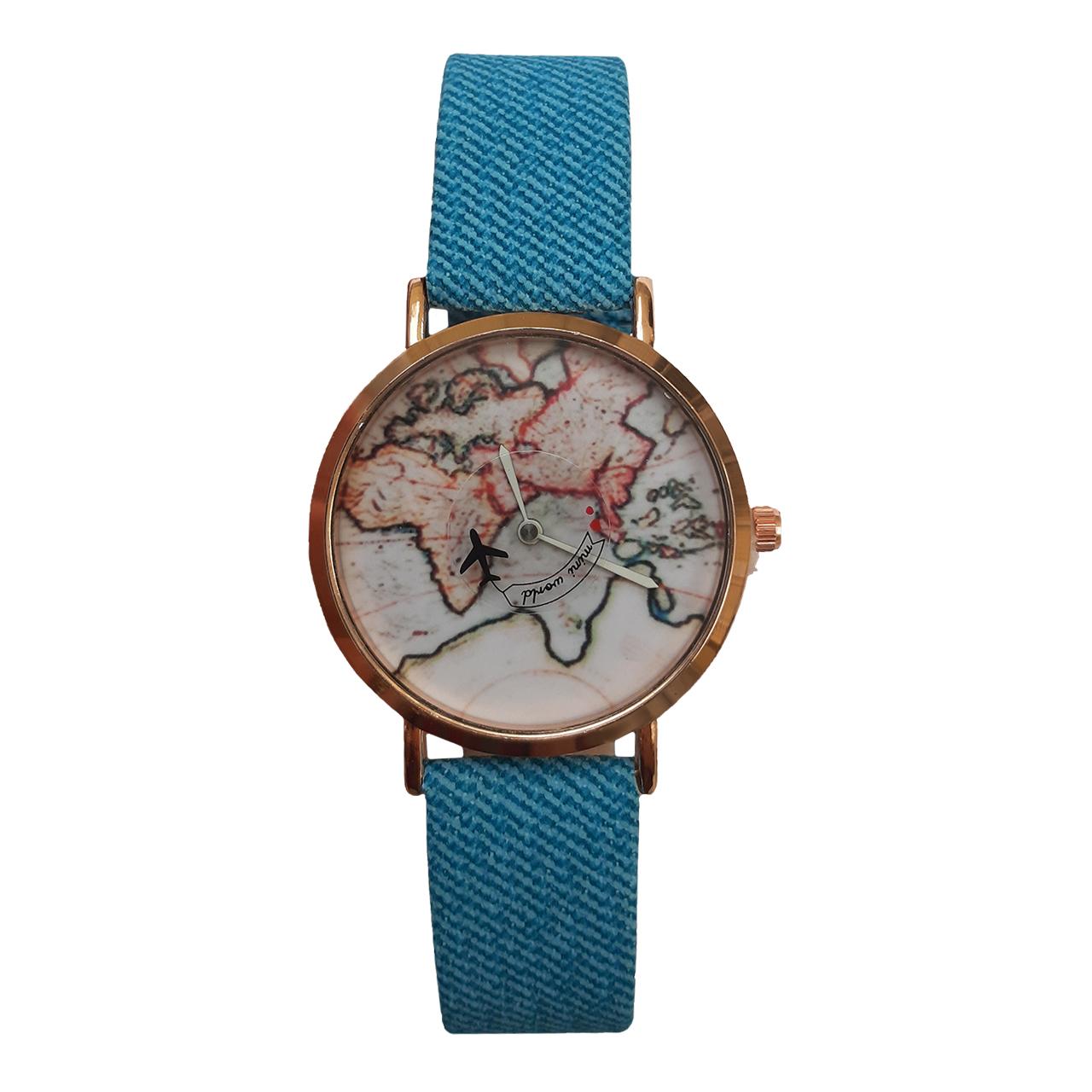 ساعت مچی عقربه ای زنانه کد ۰2