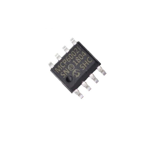 آپ امپ میکروچیپ مدل MCP6002-I/SN