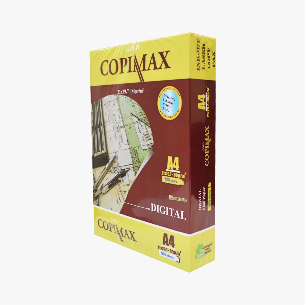 کاغذ A4 کپی مکس کد 020 بسته 500 عددی
