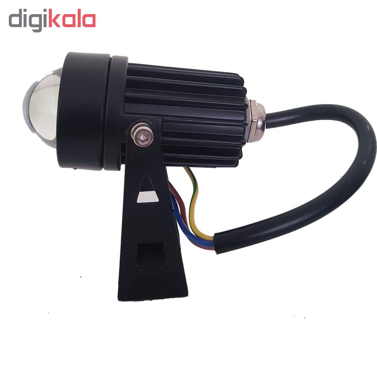 چراغ جت لایت 5  وات مدل i05j main 1 2