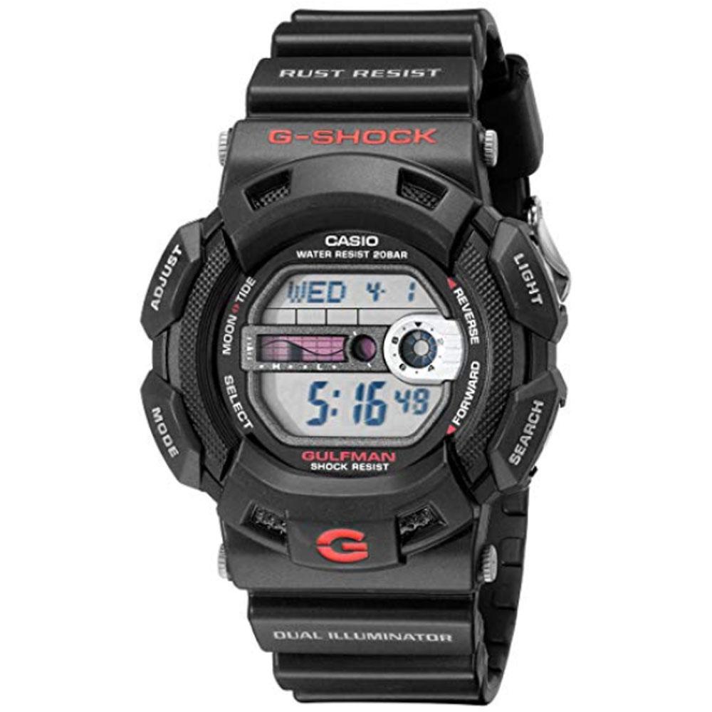 ساعت مچی دیجیتال مردانه کاسیو مدل جی شاک کد g-9100-1             قیمت