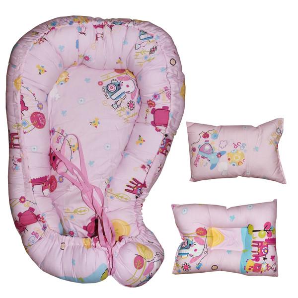 سرویس خواب 3 تکه کودک مدل Boof