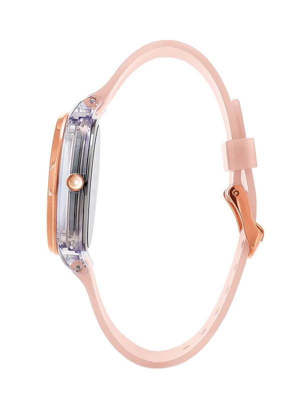 ساعت مچی عقربه ای زنانه فولی فولیه مدل WF18P010ZPP-PI (بدون جعبه اورجینال)