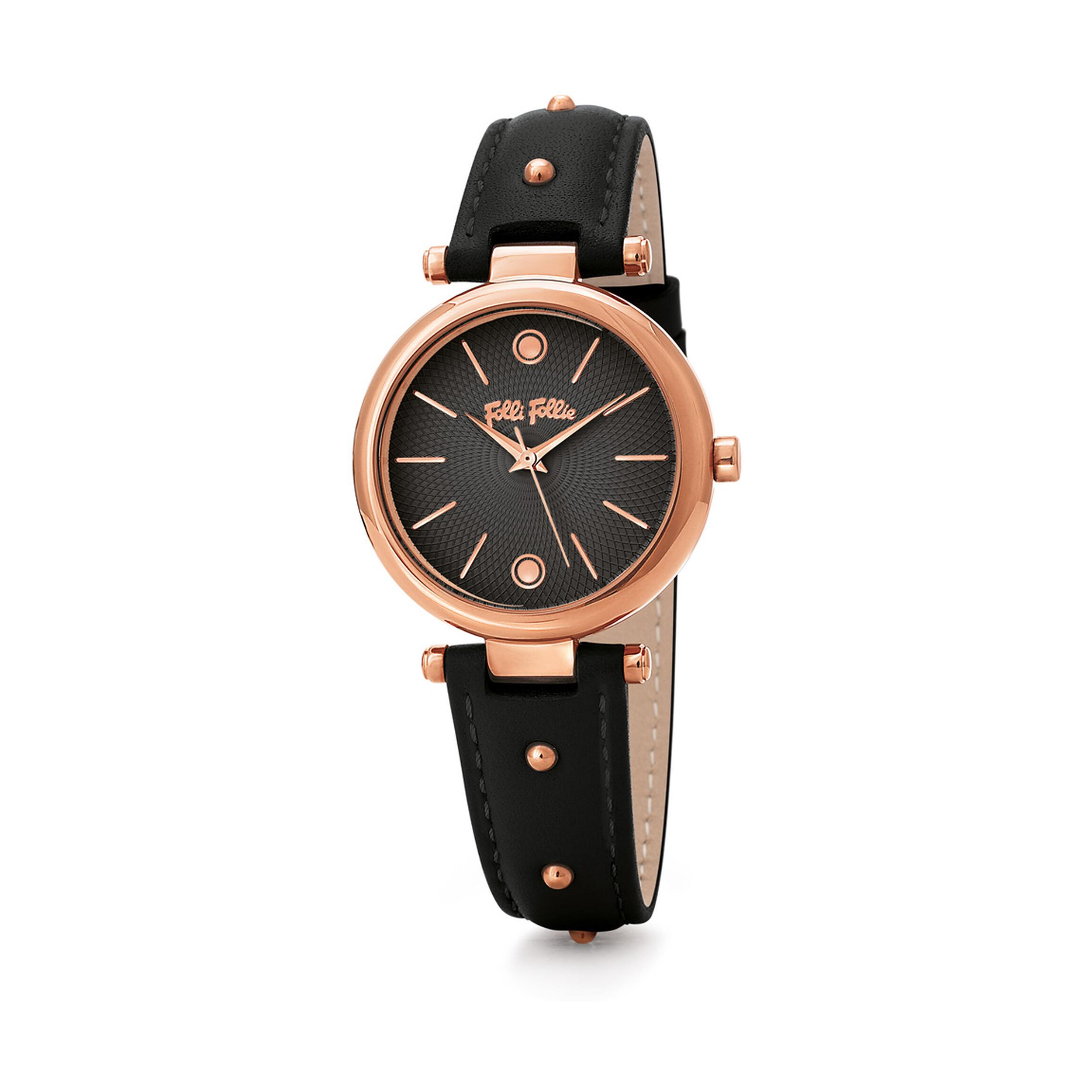 قیمت ساعت مچی عقربه ای زنانه فولی فولیه مدل WF18R001SPK-BL (بدون جعبه اورجینال)              خرید (⭐️⭐️⭐️)