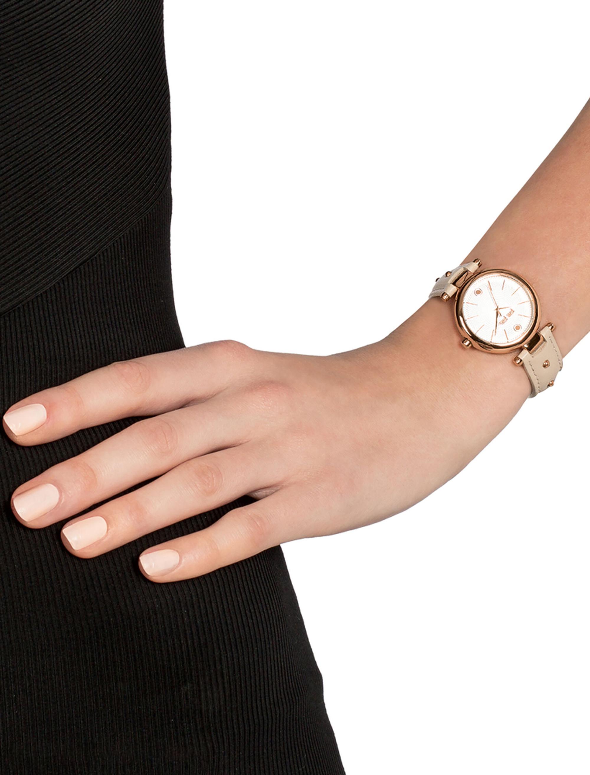 ساعت مچی عقربه ای زنانه فولی فولیه مدل WF18R001SPS-Pi (بدون جعبه اورجینال)              ارزان