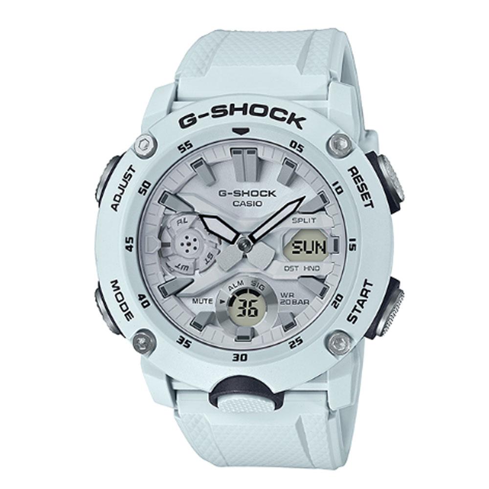 کد تخفیف                                      ساعت مچی عقربه ای مردانه کاسیو مدل جی شاک کد GA-2000S-7A