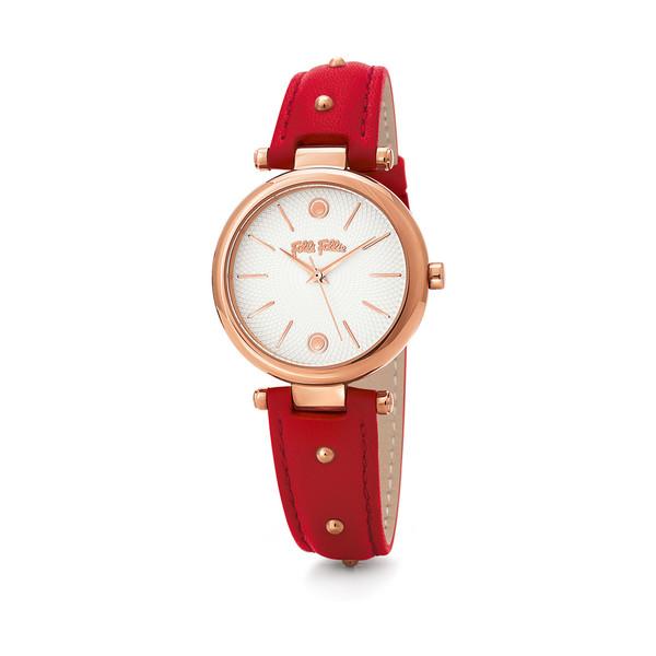 ساعت مچی عقربه ای زنانه فولی فولیه مدل WF18R001SPS-RE (بدون جعبه اورجینال)