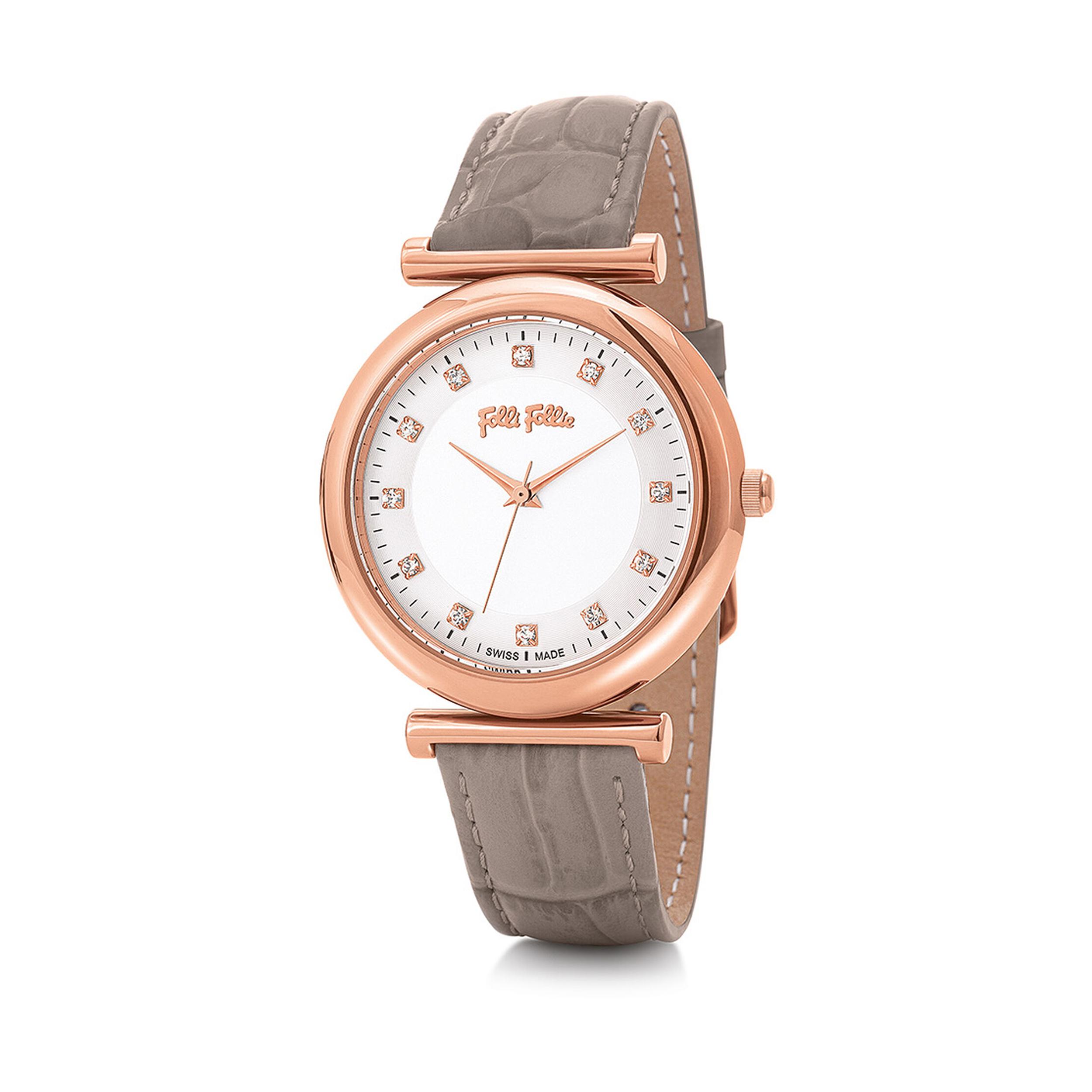 ساعت مچی عقربه ای زنانه فولی فولیه مدل WF16r023sss-GO (بدون جعبه اورجینال)              خرید (⭐️⭐️⭐️)