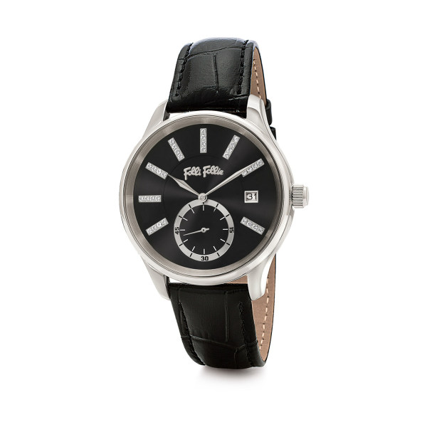 ساعت مچی عقربه ای زنانه فولی فولیه مدل WF18T004STK-BK (بدون جعبه اورجینال)