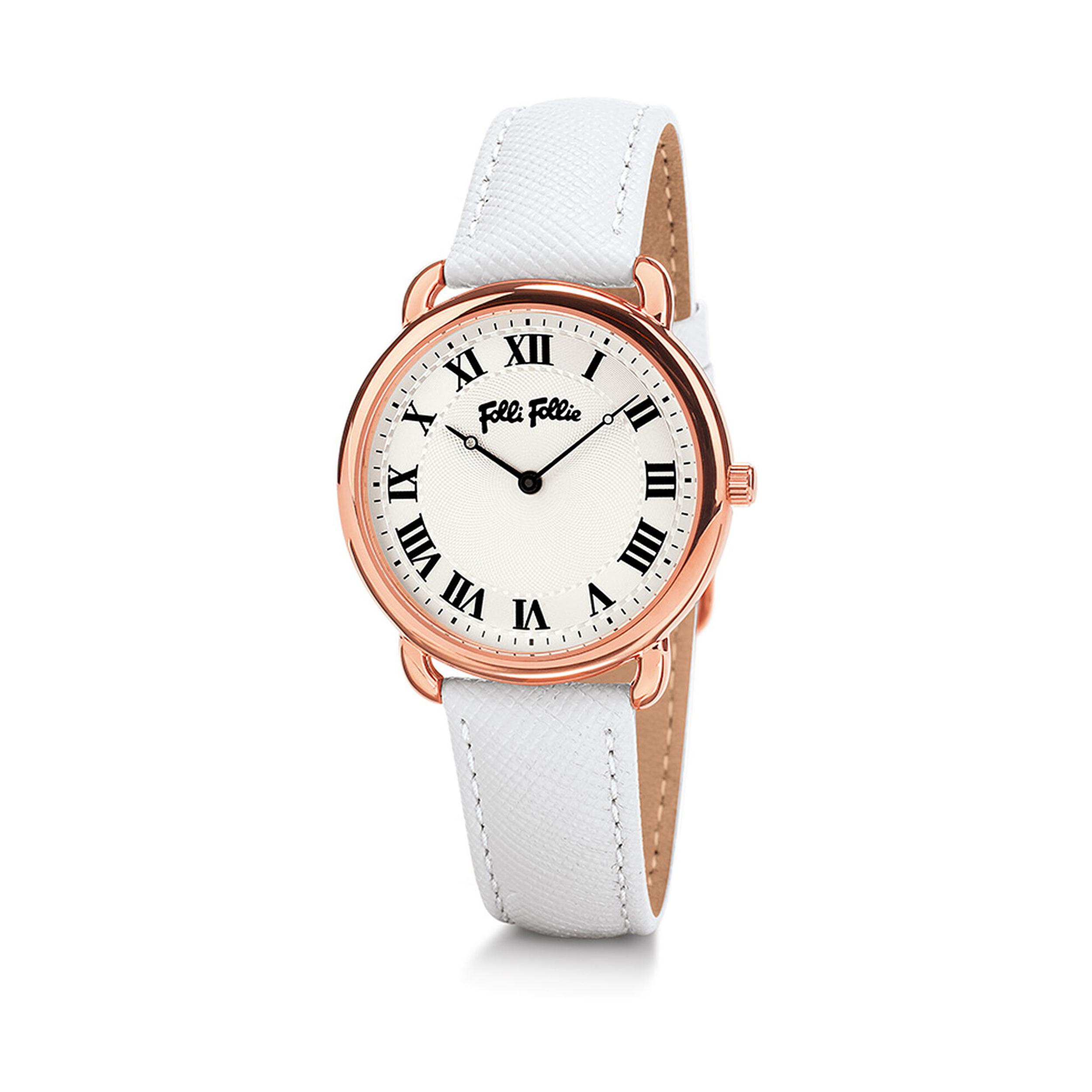 ساعت مچی عقربه ای زنانه فولی فولیه مدل WF16R013SPS-WH (بدون جعبه اورجینال)              خرید (⭐️⭐️⭐️)