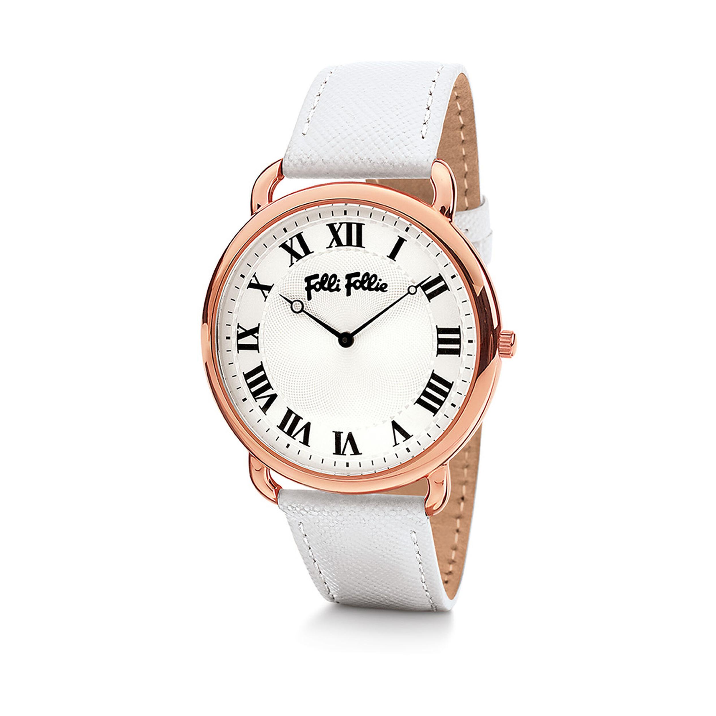ساعت مچی عقربه ای زنانه فولی فولیه مدل WF16R014SPS-WH (بدون جعبه اورجینال)              خرید (⭐️⭐️⭐️)