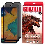 محافظ صفحه نمایش حریم شخصی گودزیلا مدل GGP مناسب برای گوشی موبایل سامسونگ Galaxy A30S بسته 2 عددی thumb