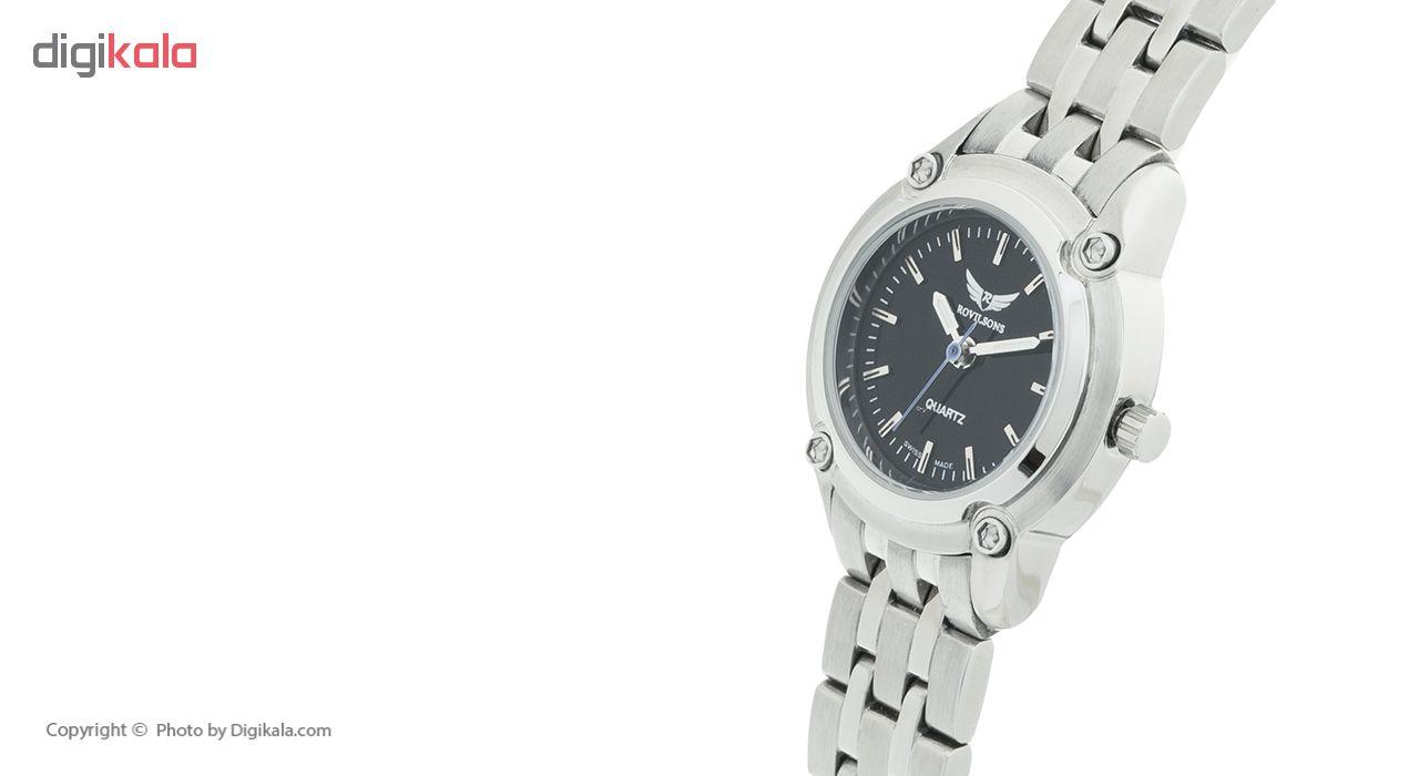 ساعت عقربه ای زنانه راویلسون کد RW-013L-3