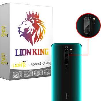 محافظ لنز دوربین لاین کینگ مدل LKL مناسب برای گوشی موبایل شیائومی Redmi Note 8 pro