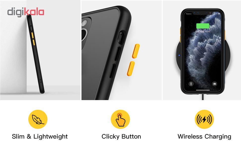 کاور کینگ پاور مدل M21 مناسب برای گوشی موبایل اپل IPhone 11 Pro Max main 1 8