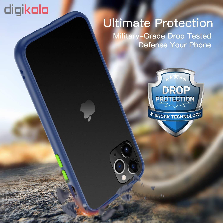 کاور کینگ پاور مدل M21 مناسب برای گوشی موبایل اپل IPhone 11 Pro Max main 1 10