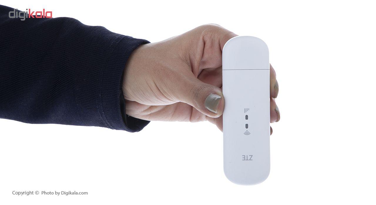 مودم LTE USB زد تی ای مدل MF79U