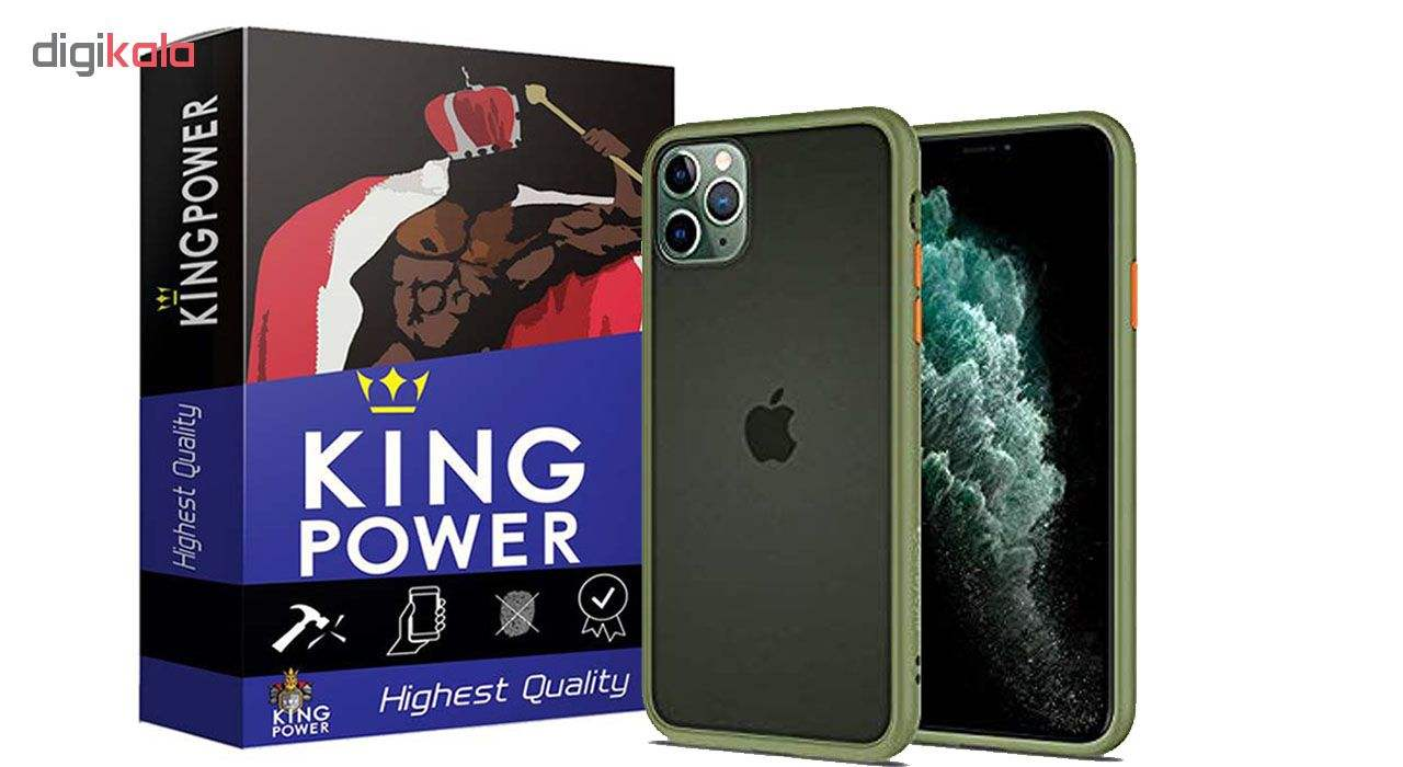 کاور کینگ پاور مدل M21 مناسب برای گوشی موبایل اپل IPhone 11 Pro Max main 1 3
