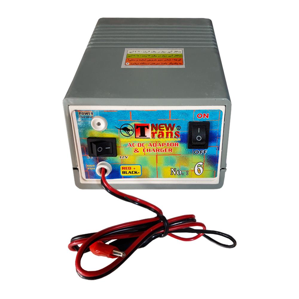 شارژر باتری نیوترانس مدل BK06