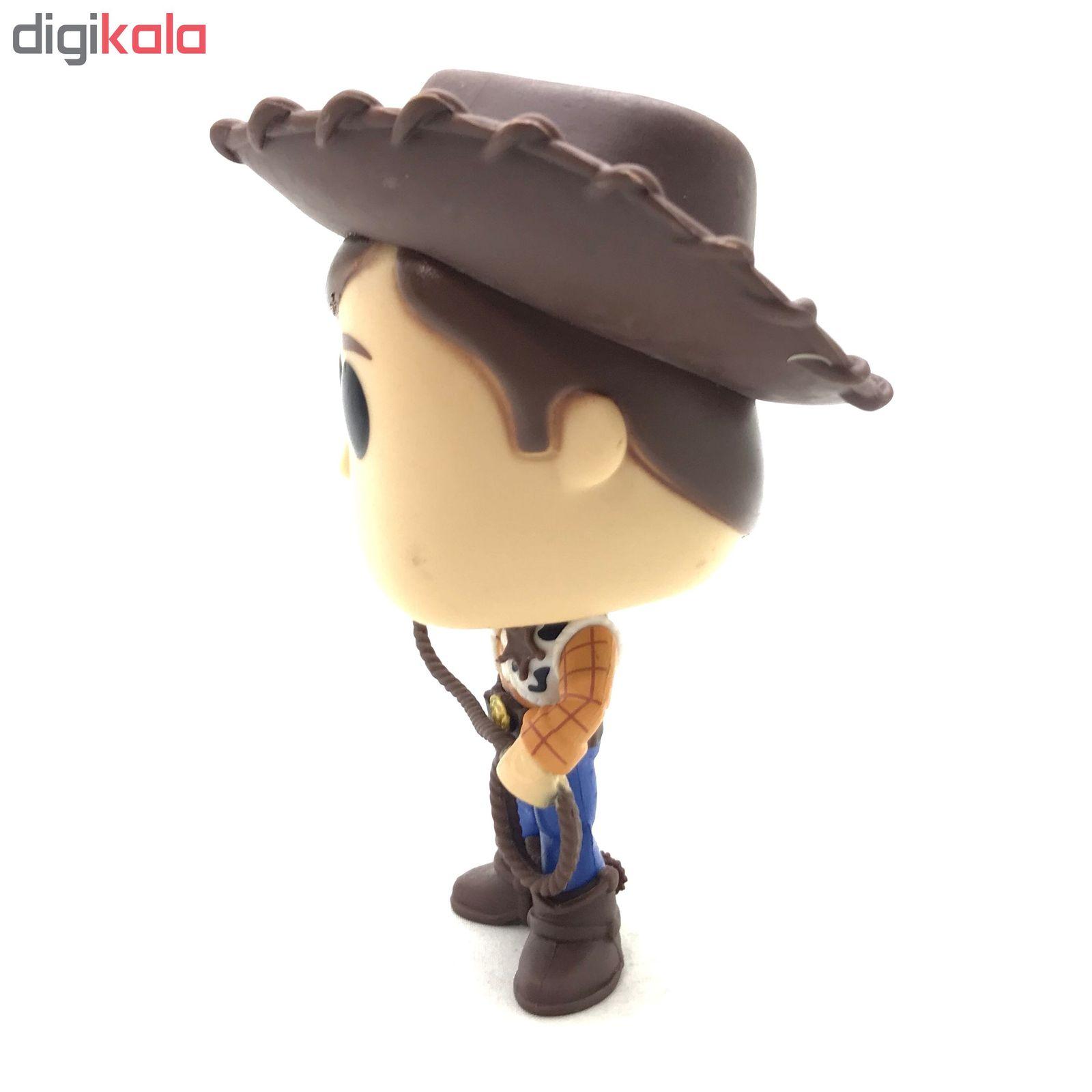 فیگور طرح Funko Pop Woody کد 62