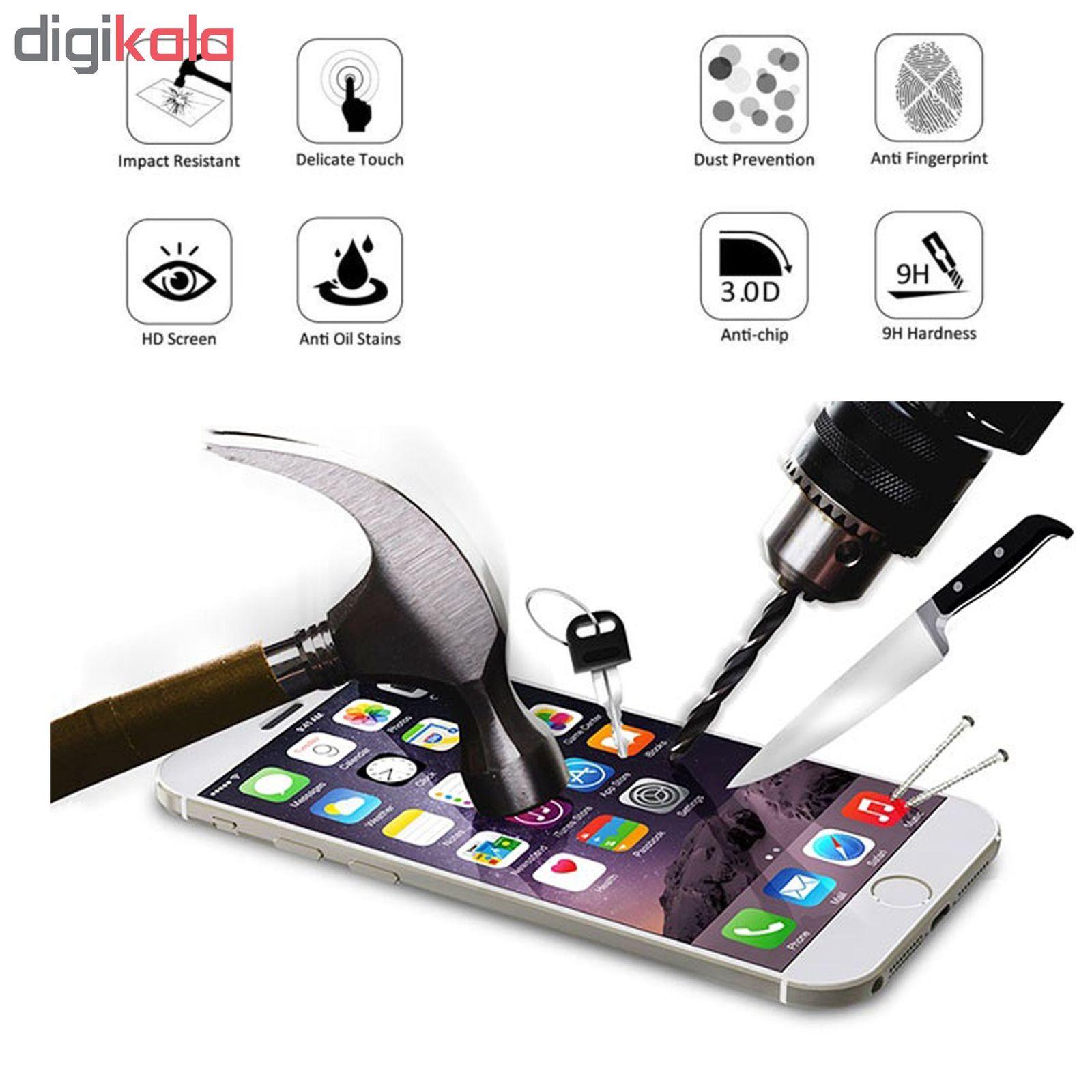 محافظ صفحه نمایش و پشت گوشی مدل Tm-01 مناسب برای گوشی موبایل اپل Iphone 6/ 6s main 1 6