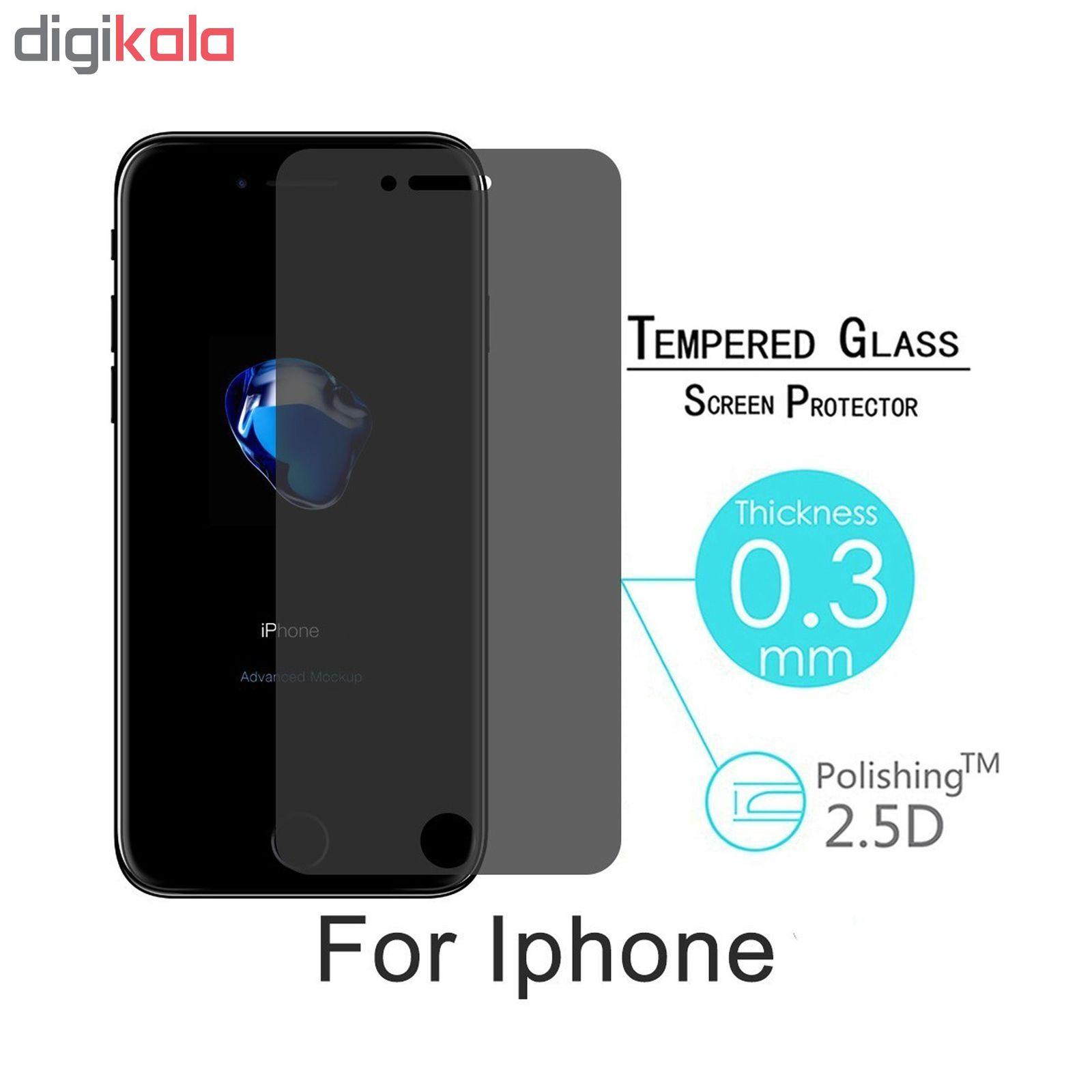 محافظ صفحه نمایش و پشت گوشی مدل Tm-01 مناسب برای گوشی موبایل اپل Iphone 6/ 6s main 1 8