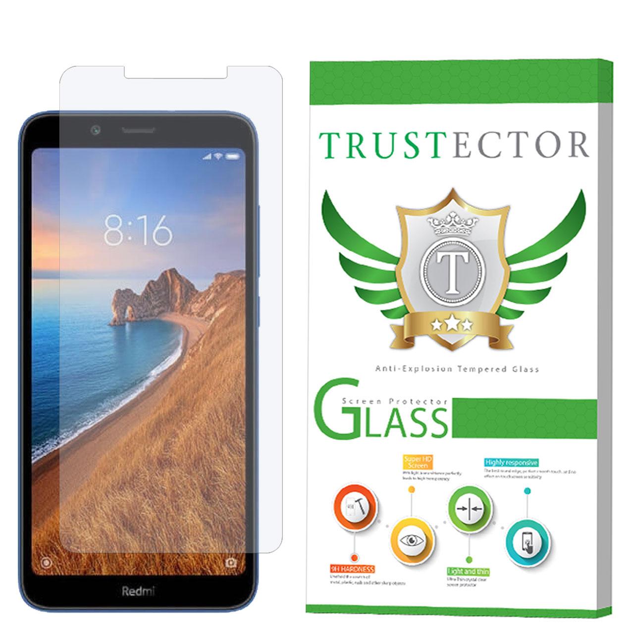 محافظ صفحه نمایش تراستکتور مدل GLS مناسب برای گوشی موبایل شیائومی Redmi 7A              ( قیمت و خرید)