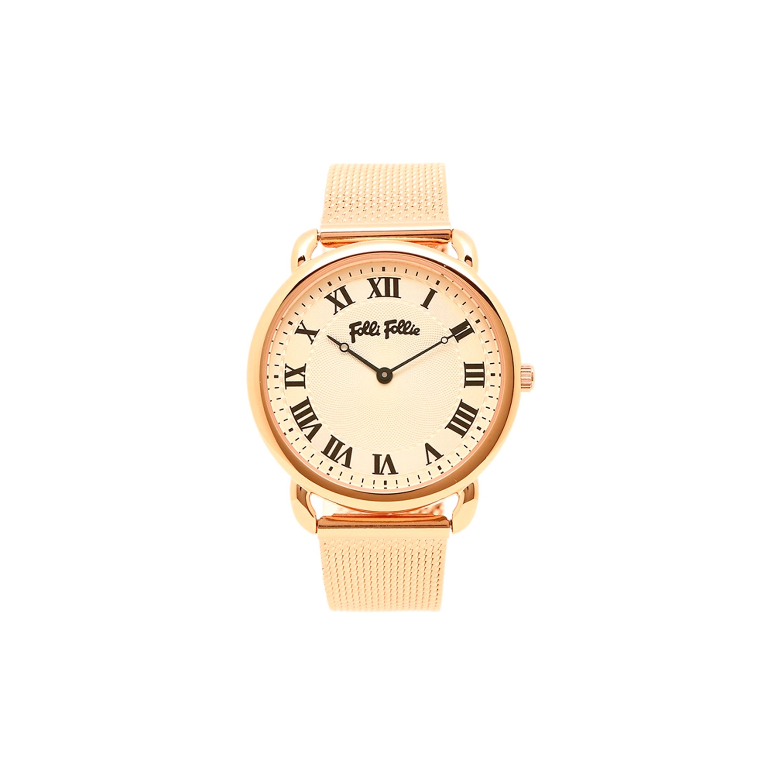 ساعت مچی عقربه ای زنانه فولی فولیه مدل WF16G013BPZ-XX (بدون جعبه اورجینال)              خرید (⭐️⭐️⭐️)