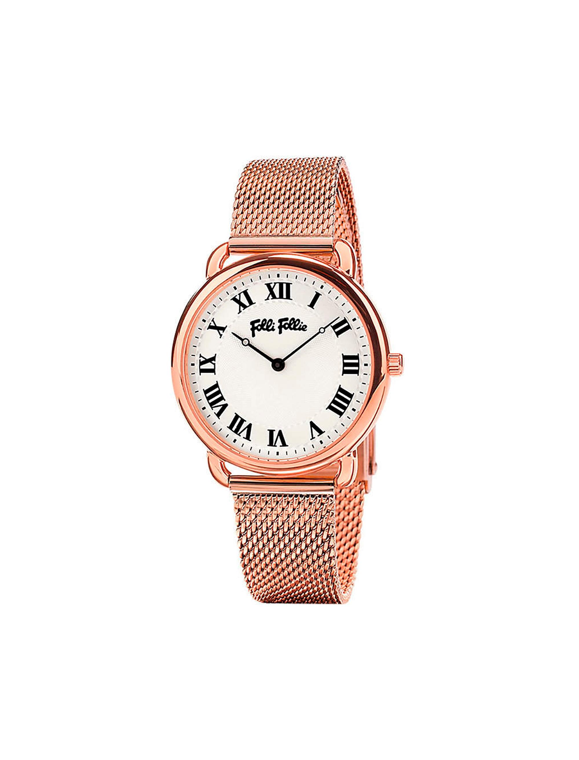 ساعت مچی عقربه ای زنانه فولی فولیه مدل WF16R013BPS-XX (بدون جعبه اورجینال)