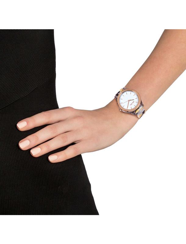 ساعت مچی عقربه ای زنانه فولی فولیه مدل WF18P010ZPZ-BR (بدون جعبه اورجینال)