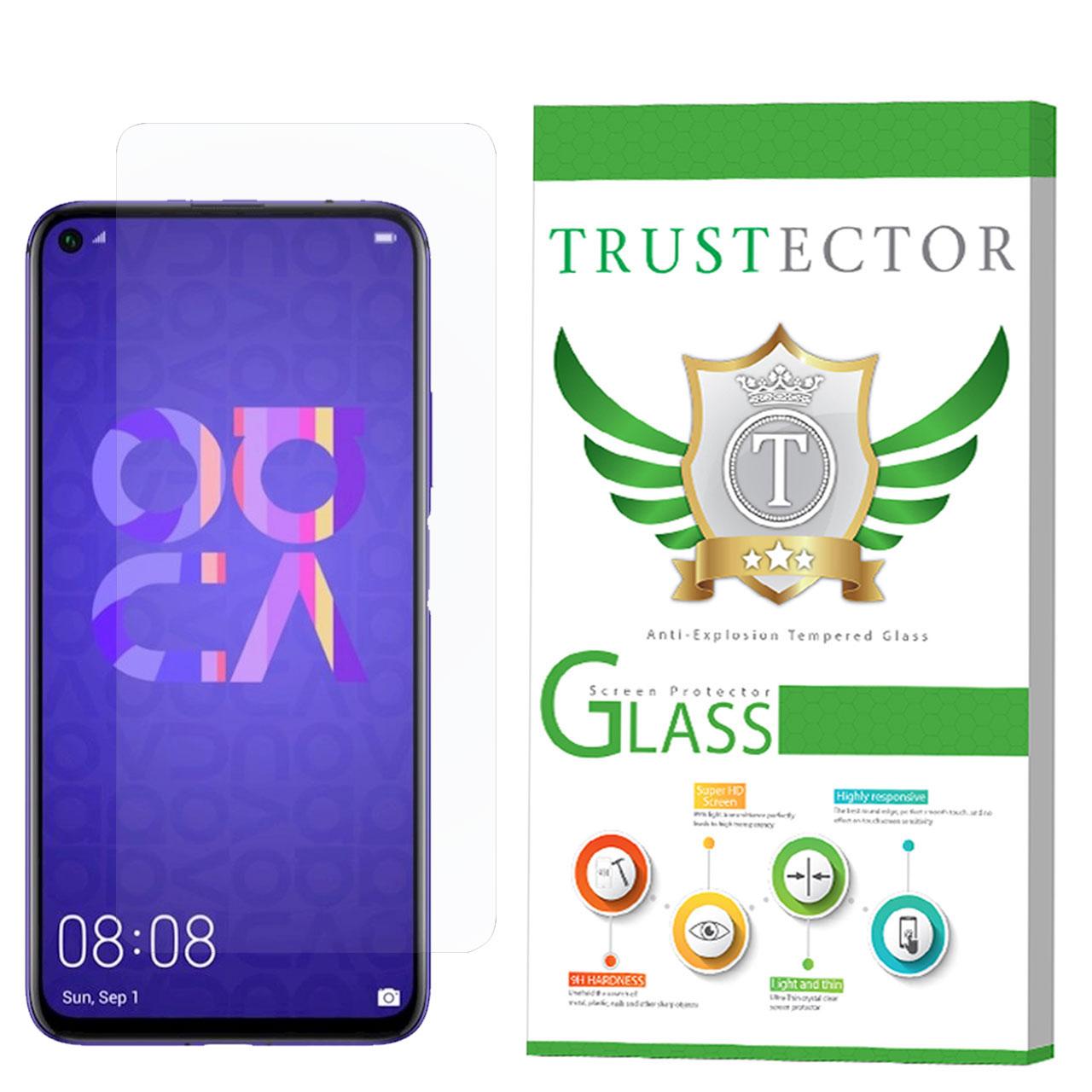 محافظ صفحه نمایش تراستکتور مدل GLS مناسب برای گوشی موبایل هوآوی Nova 5T