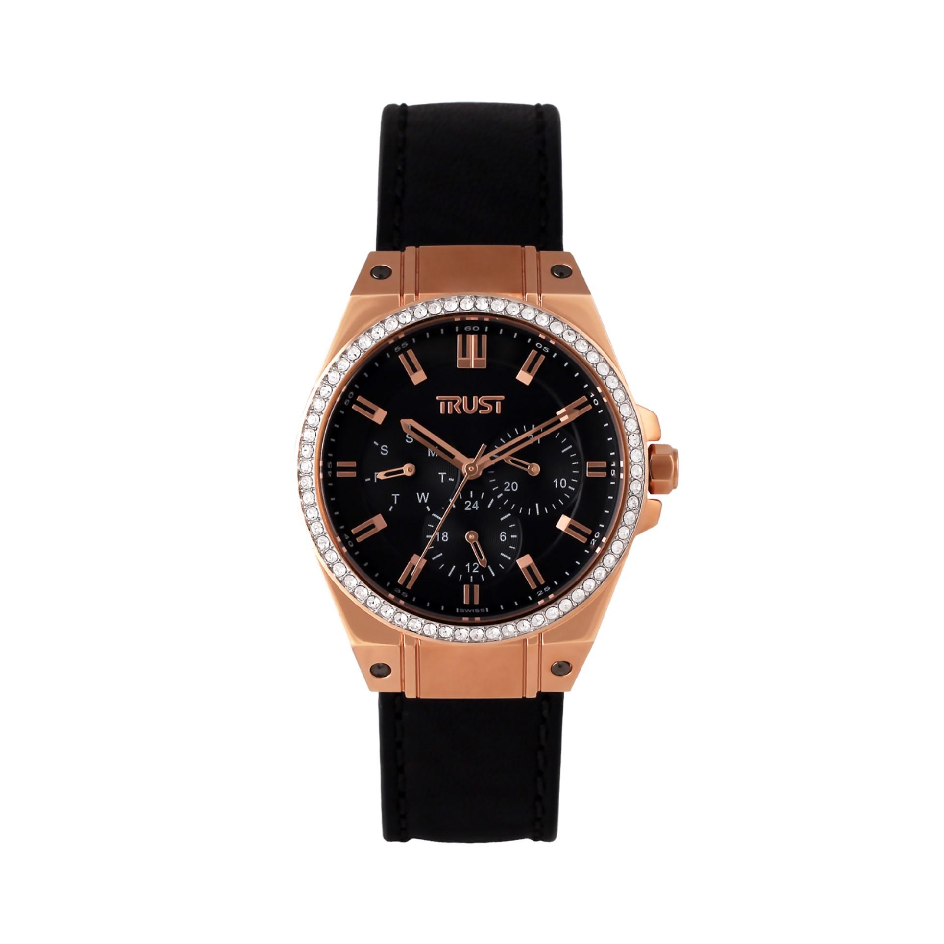 ساعت مچی عقربه ای زنانه تراست کد G500CVD