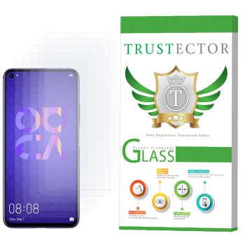 محافظ صفحه نمایش تراستکتور مدل GLS مناسب برای گوشی موبایل هوآوی Nova 5T بسته 5 عددی