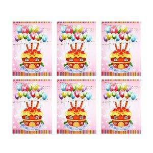 کارت دعوت کد S1 بسته 6 عددی