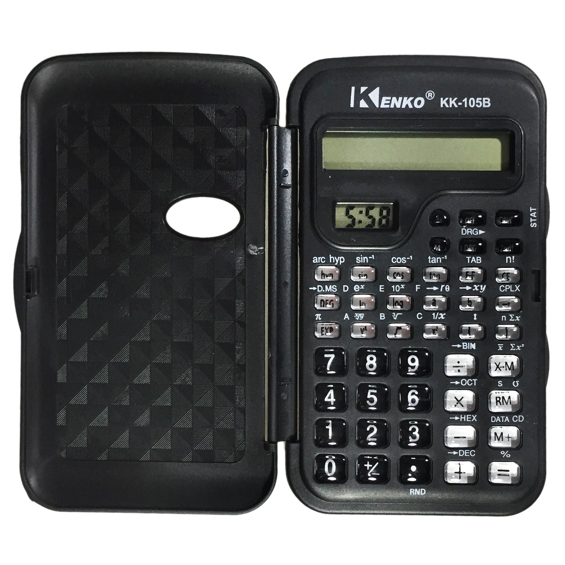 ماشین حساب کنکو مدل KK-105B-W