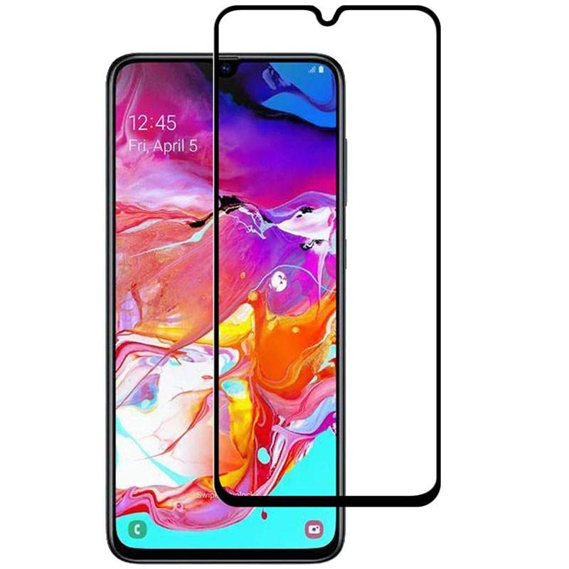 محافظ صفحه نمایش 9D  مدل poa70 مناسب برای گوشی موبایل سامسونگ galaxy A70 2019
