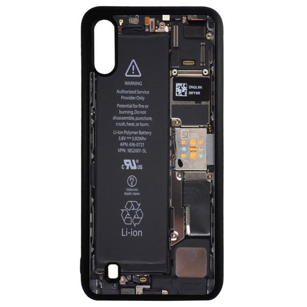 کاور طرح پشت گوشی کد 43177 مناسب برای گوشی موبایل سامسونگ galaxy a10