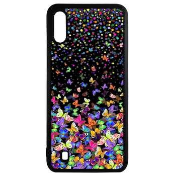 کاور طرح پروانه کد 43185 مناسب برای گوشی موبایل سامسونگ galaxy a10