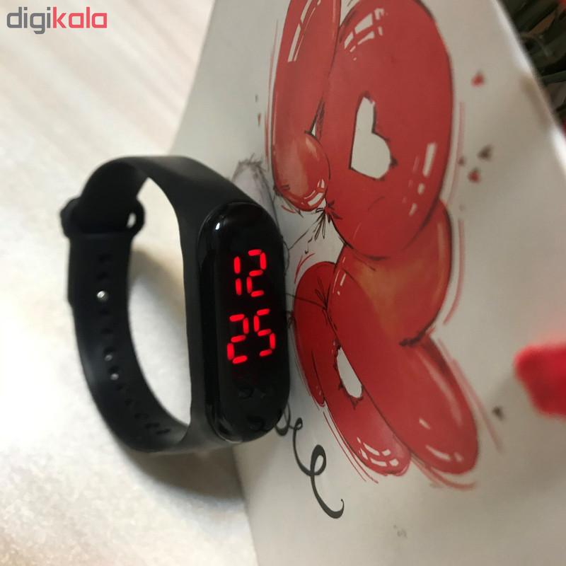 ساعت مچی دیجیتال مدل DW-10