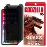 محافظ صفحه نمایش حریم شخصی گودزیلا مدل GGPS مناسب برای گوشی موبایل اپل iPhone XR بسته 2 عددی thumb