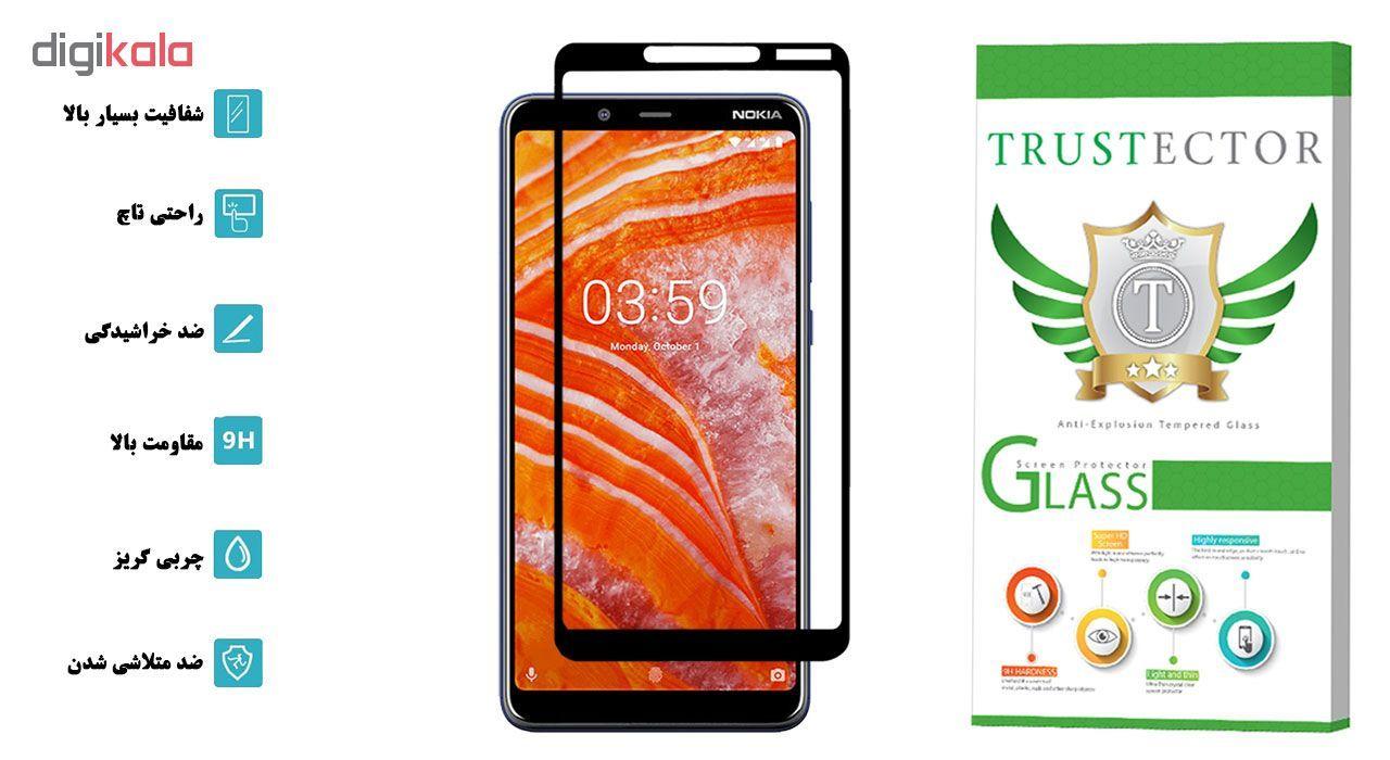 محافظ صفحه نمایش تراستکتور مدل GSS مناسب برای گوشی موبایل نوکیا 3.1Plus main 1 2