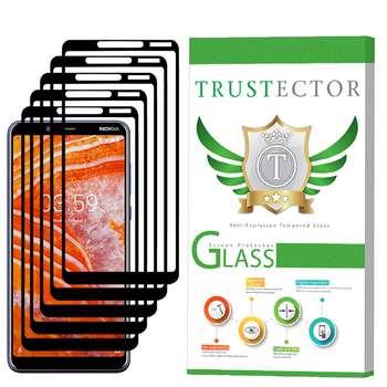 محافظ صفحه نمایش تراستکتور مدل GSS مناسب برای گوشی موبایل نوکیا 3.1Plus بسته 5 عددی