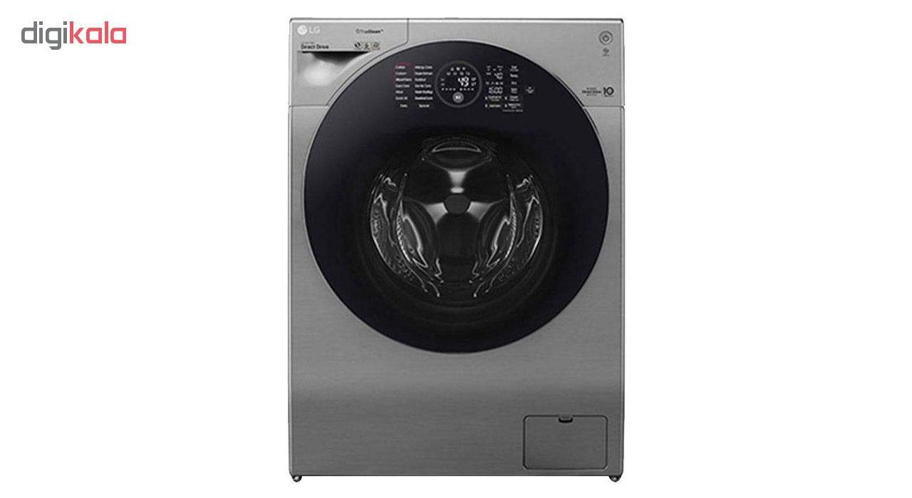 ماشین لباسشویی ال جی مدل G840S ظرفیت 8 کیلوگرم main 1 2